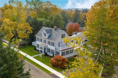 7 Brinckerhoff Avenue, New Canaan, CT 06840 - MLS#: 170082952