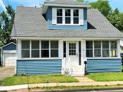 62 Adams Street, East Hartford, CT 06108 - MLS#: 170085579