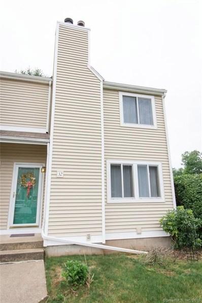 60 Old Town Road UNIT 32, Vernon, CT 06066 - MLS#: 170087193