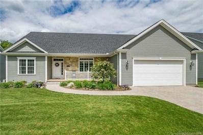 31 Lake Drive UNIT 31, Somers, CT 06071 - MLS#: 170090124