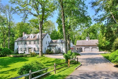 52 Parade Hill Lane, New Canaan, CT 06840 - MLS#: 170090750