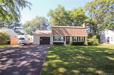 142 Jackson Drive, Suffield, CT 06093 - MLS#: 170097111