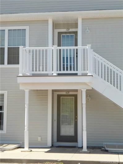 136 Meridian Street UNIT 109, Groton, CT 06340 - MLS#: 170099513