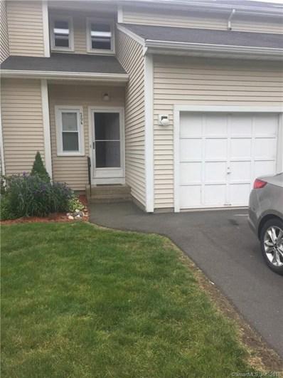 204 Jason Drive UNIT 204, Rocky Hill, CT 06067 - MLS#: 170100411