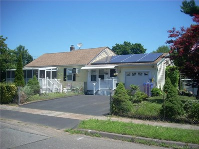 24 Lafayette Avenue, East Hartford, CT 06118 - MLS#: 170103664