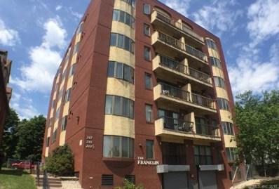 213 Franklin Avenue UNIT 7\/205, Hartford, CT 06114 - MLS#: 170105446