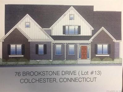 76 Brookstone Drive, Colchester, CT 06415 - MLS#: 170106195