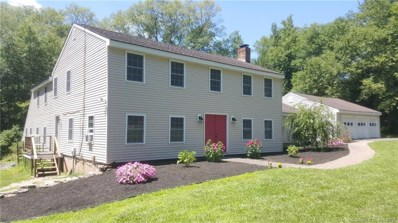 228 Long Hill Road, Andover, CT 06232 - MLS#: 170107628
