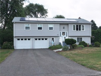 90 Crystal Drive, Rocky Hill, CT 06067 - MLS#: 170108973