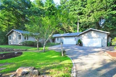 14 Brookridge Drive, Avon, CT 06001 - MLS#: 170109322