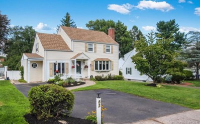 82 Coleman Road, Wethersfield, CT 06109 - MLS#: 170110544