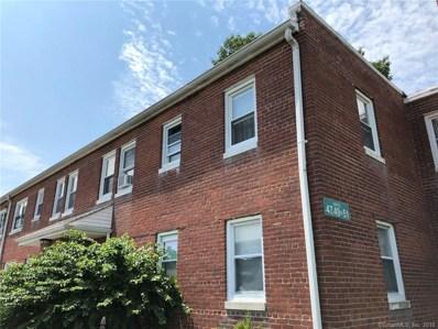 43 Harbor Avenue UNIT 47C, Norwalk, CT 06850 - MLS#: 170110741