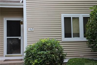 60 Old Town Road UNIT 162, Vernon, CT 06066 - MLS#: 170111246