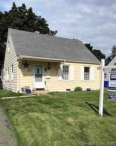 62 Hockanum Drive, East Hartford, CT 06118 - MLS#: 170112663