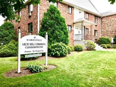 10 Arch Street UNIT A2, Norwalk, CT 06850 - MLS#: 170113203