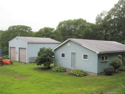 160 Brickyard Road, Woodstock, CT 06281 - MLS#: 170113346