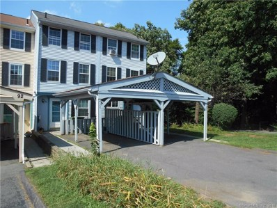 94 Rising Trail Drive UNIT 94, Middletown, CT 06457 - MLS#: 170113513