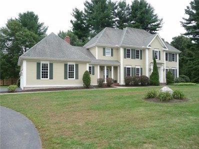 5 Nottingham Ridge, Avon, CT 06001 - MLS#: 170113707