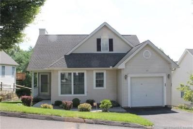 25 Hamden Hills Drive UNIT 25, Hamden, CT 06518 - MLS#: 170114023