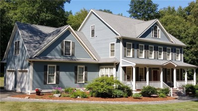 327 Silver Springs Drive, Haddam, CT 06441 - MLS#: 170114404