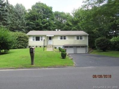 132 Twin Brook Terrace, Monroe, CT 06468 - MLS#: 170114456