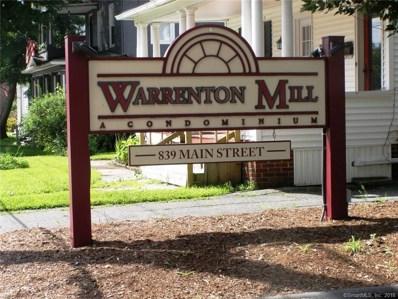 839 Main Street UNIT 35, Torrington, CT 06790 - MLS#: 170115005