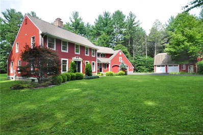 14 Gloucester Lane, Granby, CT 06060 - MLS#: 170115521
