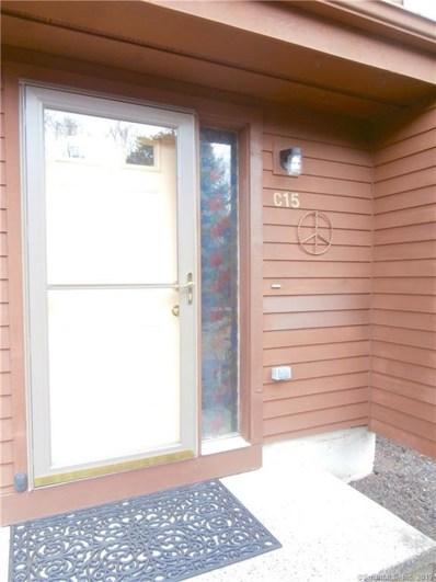 348 Boston Post Road UNIT C15, Waterford, CT 06385 - MLS#: 170116962