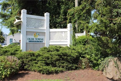 175 S End Road UNIT F36, East Haven, CT 06512 - MLS#: 170118009