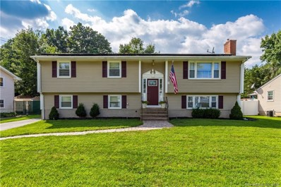 66 Dana Lane, Meriden, CT 06451 - MLS#: 170119167
