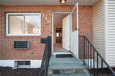 110 School Street UNIT 110, Fairfield, CT 06824 - MLS#: 170120027