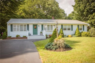 41 Forest View Road, North Branford, CT 06472 - MLS#: 170123298