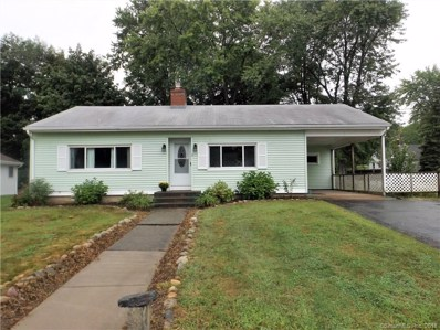 3 Alice Drive, Manchester, CT 06042 - MLS#: 170123806
