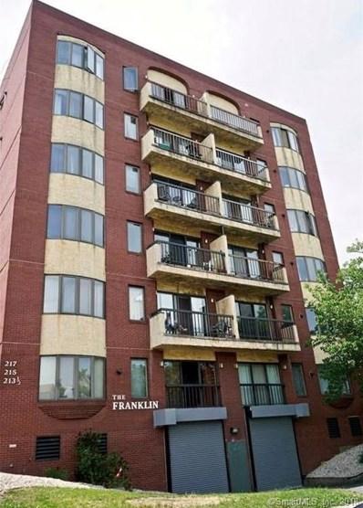 213 Franklin Avenue UNIT 401, Hartford, CT 06114 - MLS#: 170124290