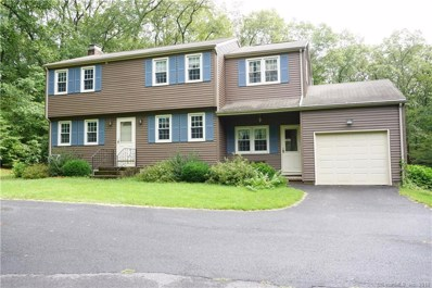 39 Goose Lane, Tolland, CT 06084 - MLS#: 170124419
