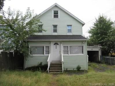 444 Berkshire Avenue, Bridgeport, CT 06608 - MLS#: 170124533