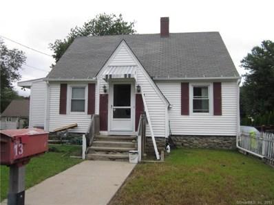 13 Rena Lane, Waterbury, CT 06705 - MLS#: 170125413