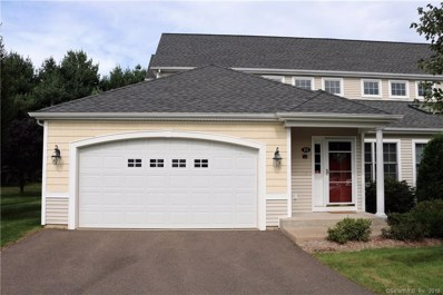 75 Hunt Glen Drive UNIT 75, Granby, CT 06035 - MLS#: 170127761