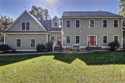 15 Tuckers Run, Ledyard, CT 06339 - MLS#: 170129596