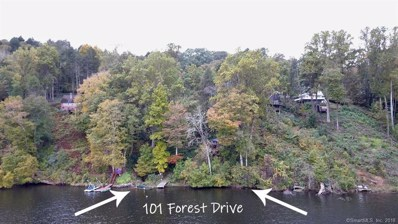 101 Forest Drive, Newtown, CT 06482 - MLS#: 170130145