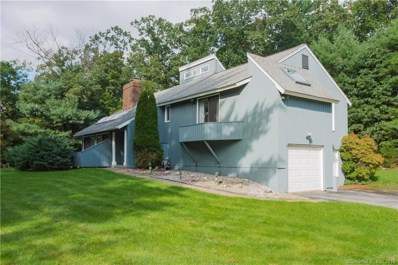 5 Buttonwood Hill Road, Canton, CT 06019 - MLS#: 170130163