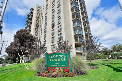 1 Strawberry Hill Court UNIT 12F, Stamford, CT 06902 - MLS#: 170130270