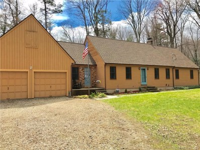 25 Black Walnut Lane, Burlington, CT 06013 - MLS#: 170132106