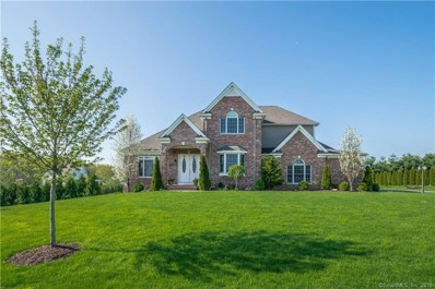 24 Lise Circle, Suffield, CT 06078 - MLS#: 170134126