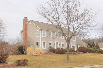 131 Shallow Brook Way, Suffield, CT 06078 - MLS#: 170134196