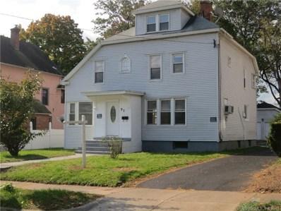 91 Canterbury Street, Hartford, CT 06112 - MLS#: 170134611