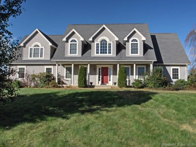 44 Farmstead Lane, Suffield, CT 06078 - MLS#: 170137858