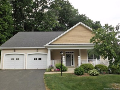 47 Weigel Valley Drive UNIT 47, Tolland, CT 06084 - MLS#: 170141551