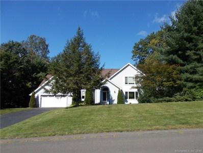 1 Knollwood Lane, Granby, CT 06090 - MLS#: 170142366