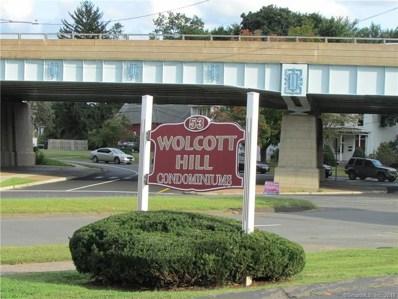 53 Wolcott Hill Road UNIT B20, Wethersfield, CT 06109 - MLS#: 170144446